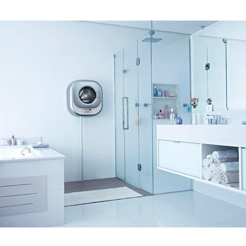 lavadora de roupas electrolux 3 kg mini silent com água 220v