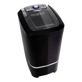Lavadora De Roupas Semi-automática Newmaq New.up! 12  Preta 12kg 110v