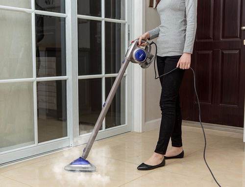 lavadora de vapor neatec ligero steam mop usm18p vertical y