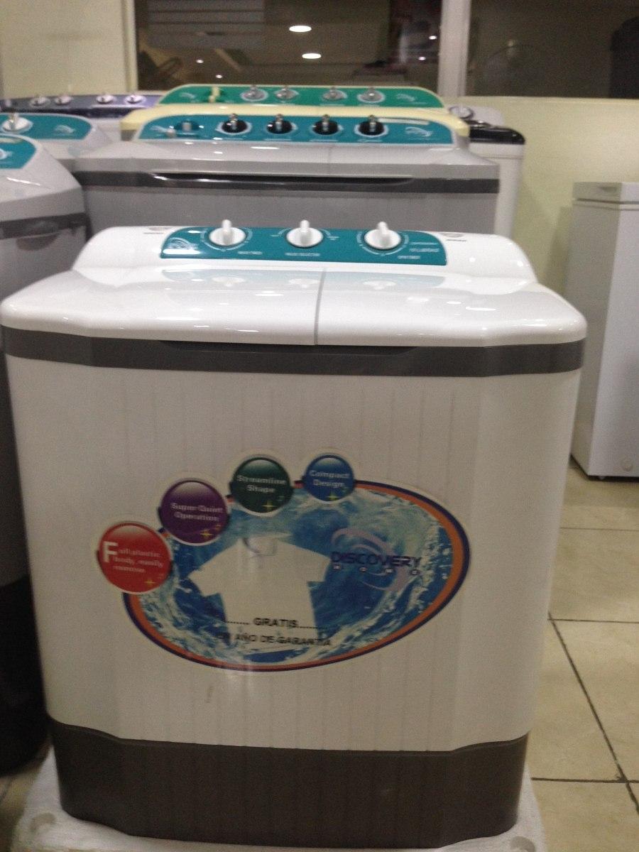 Lavadora discovery 16 libras y otros modelos 9 for Cuanto pesa lavadora