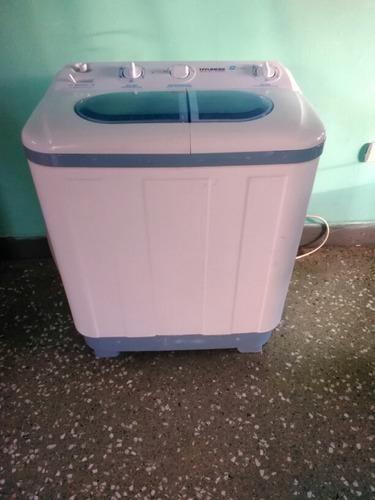 lavadora doble tina  5kg