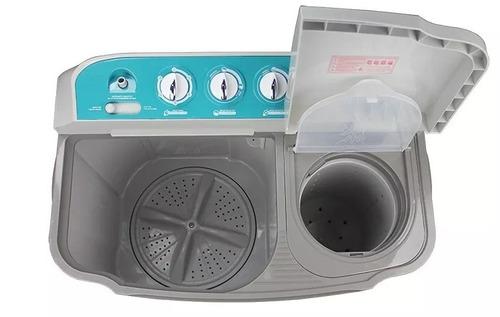 lavadora doble tina de 7 kg semi automatica nueva