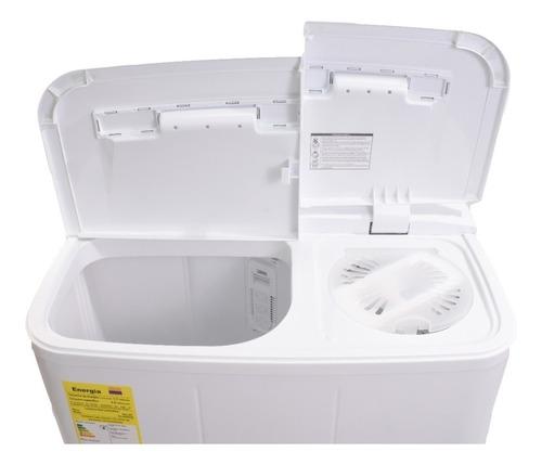 lavadora doble tina kalley k-lavsa5b