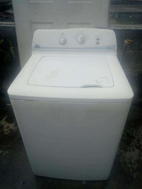lavadora easy de 15k automatica