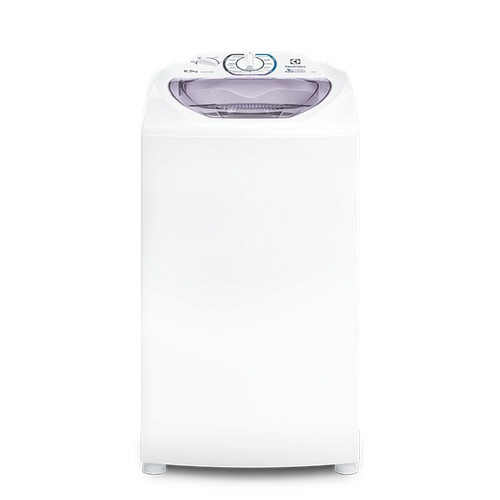 lavadora electrolux  com turbo agitação 8,5kg (lt09e)