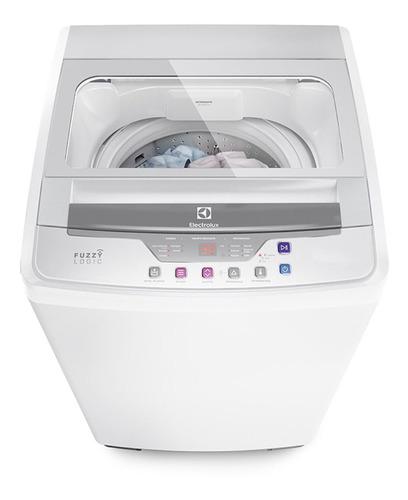 lavadora electrolux fuzzy logic ewiv09d2osgsw 9kg