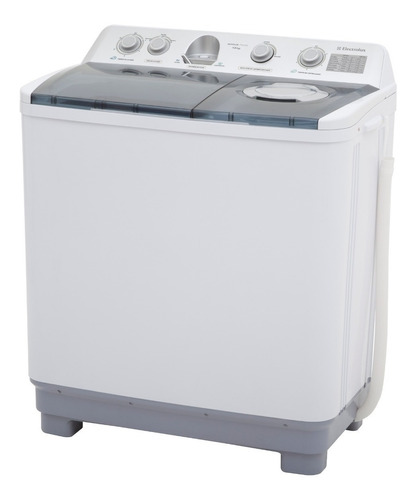 lavadora electrolux semi automática 16 kg blanca ewte16m2fsn