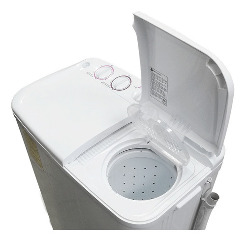 lavadora electrolux semiautomatica doble tina 7kg garantia