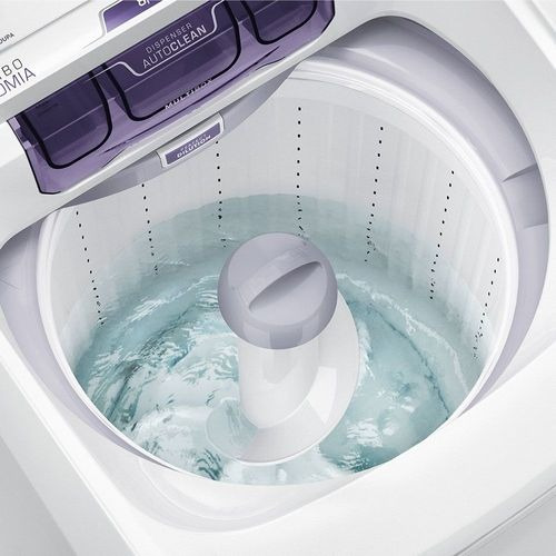 lavadora electrolux turbo economia capacidade 8,5kg (lac09)