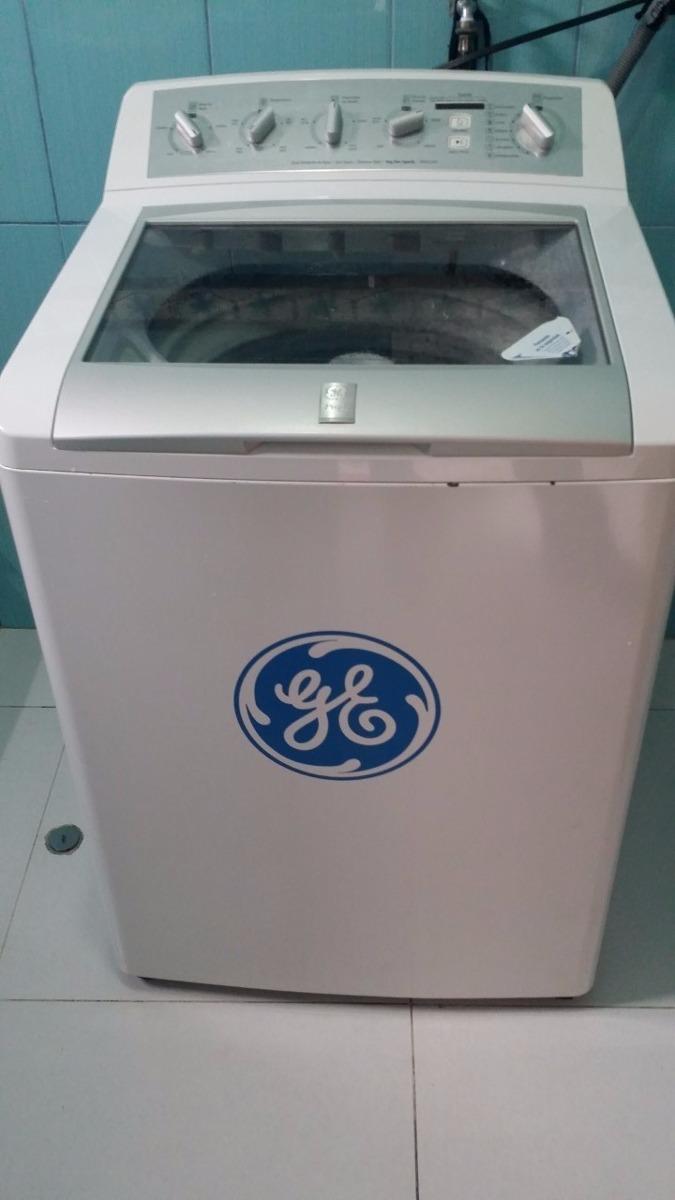 Lavadora general electric de 14 kilos funcionando s for Cuanto pesa lavadora
