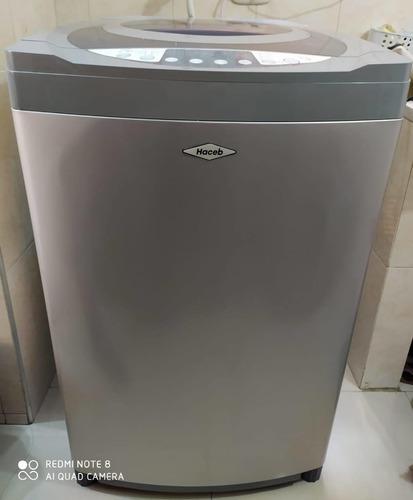 lavadora haceb 21 lbs