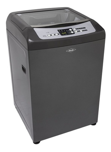 lavadora haceb advance 35 libras- lav d1600 ox-titanio