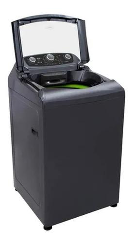 lavadora haceb atlas 18 kg gris