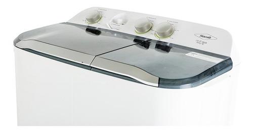 lavadora haceb blanca lav sa 1050-lav sa 1050 bl