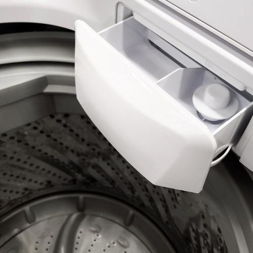 lavadora impeller carga superior electrolux ewie08f3mmw 8kg