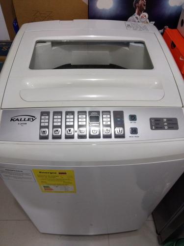 lavadora kalley 8kg klavd8b