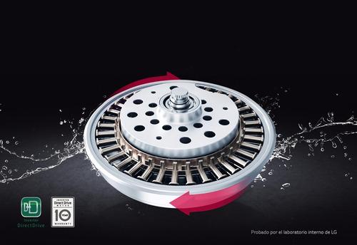 lavadora lg automática modelo (wfs1739nhd) 38lbs, nueva caja