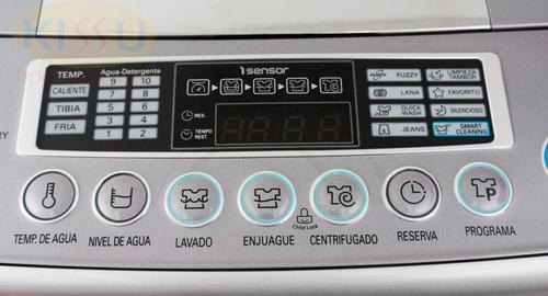 lavadora lg croma secado aire tambor acero 16kg turbodrum
