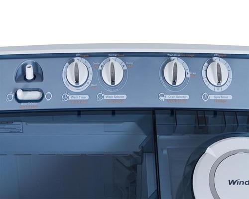 lavadora lg simi automatica mod (wp-1660r) 29lbs,nueva caja