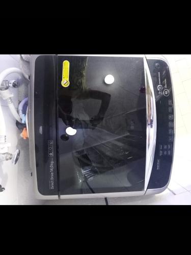 lavadora lg turbo shot digital