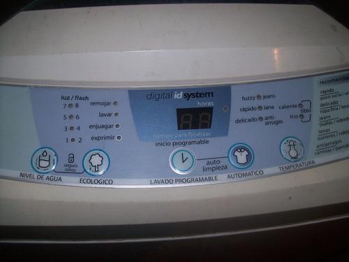 lavadora mabe 6 kilos transmisión mala.