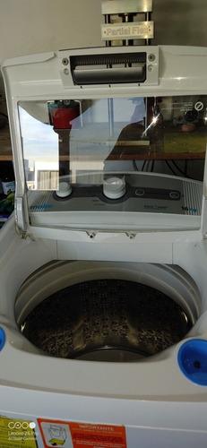 lavadora mabe automática