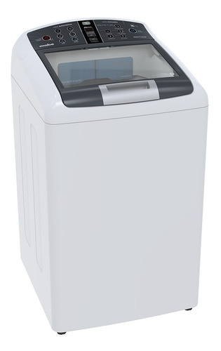 lavadora mabe automática digital de 16kgblanca-lma46100wbab0