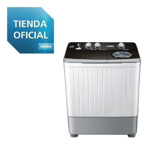 lavadora mabe semiautomática de 7kg/14lbs lmd7023pbab0
