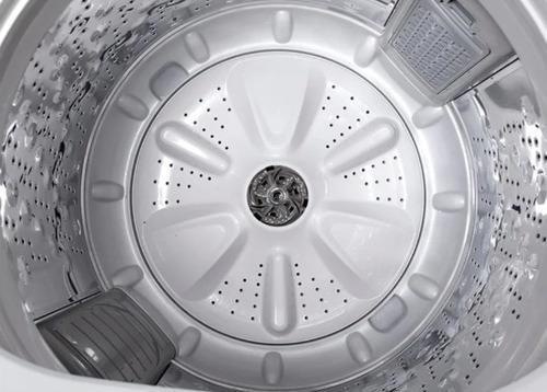 lavadora marca daewoo capacidad 17 kg color plata nueva ags