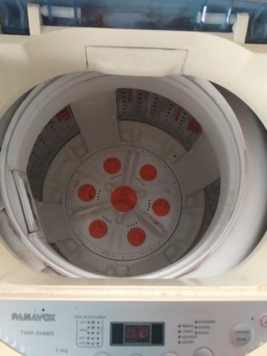 lavadora panavox 5.5 impecable estado anda perfecto a toda p
