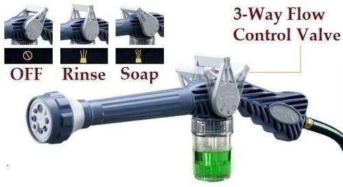 lavadora pressão lava a jato ez jet water cannon esguicho