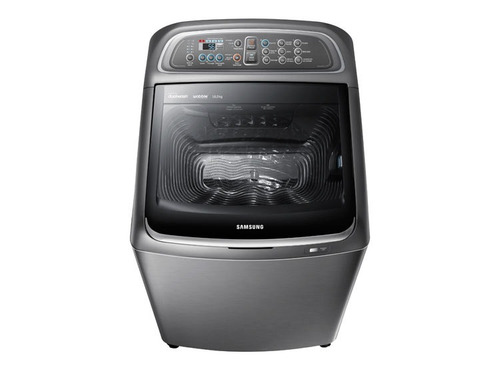 lavadora samsung 17-kg modelo (wa17j6730ls) nueva en caja