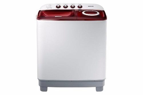 lavadora samsung 6.5kg doble tina sellada de fabrica, tienda