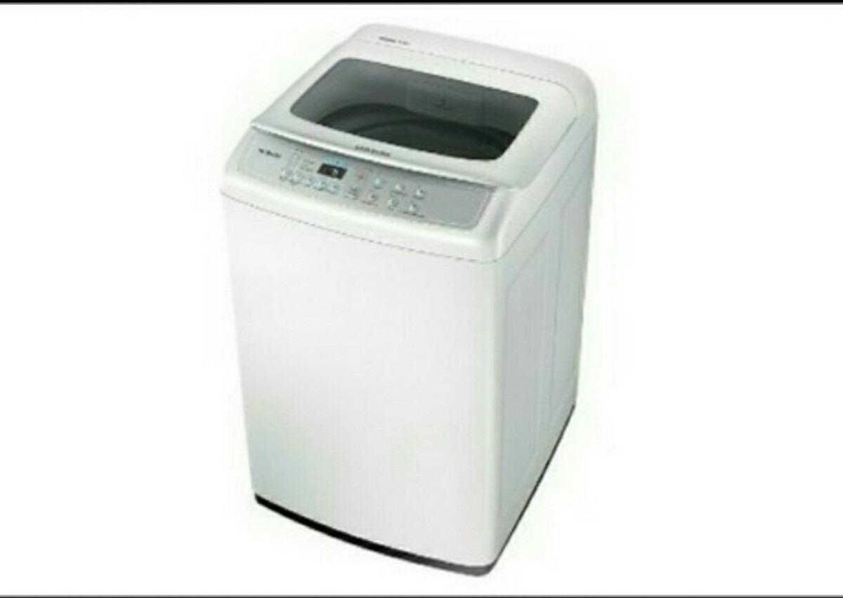 Lavadora samsung 8 kilos tegnologia wobble cuida tu ropa for Cuanto pesa lavadora