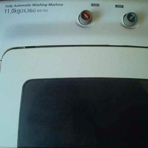 lavadora samsung aut 11 kgs wa11d3 tarjeta dañada reparable