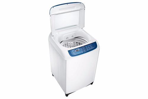 lavadora samsung de 19 kg, wa19f7l2udw, carga superior