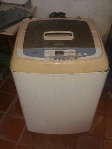 lavadora samsung para reparar o repuesto 13kg