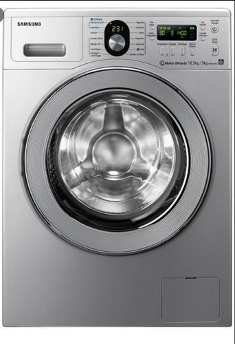 lavadora samsung wd8054rjz gris