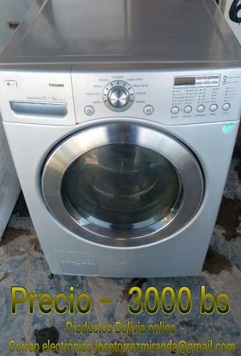 lavadora secadora 20 kilos