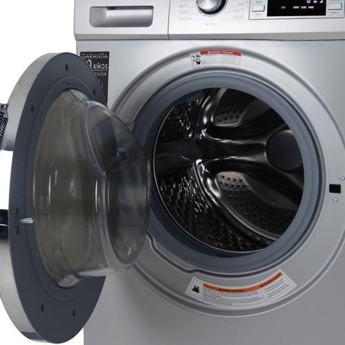 lavadora secadora challenger - ref. cw 8012 si