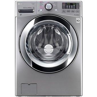 lavadora secadora eléctrica 20kg wd20vvs6.assecol acero inox
