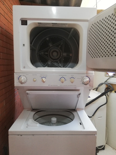 lavadora secadora frigidaire a gas