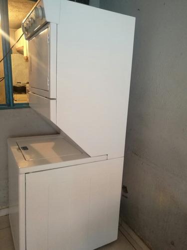 lavadora secadora gas