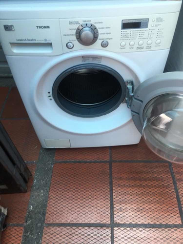lavadora.  secadora lg 26 libras.