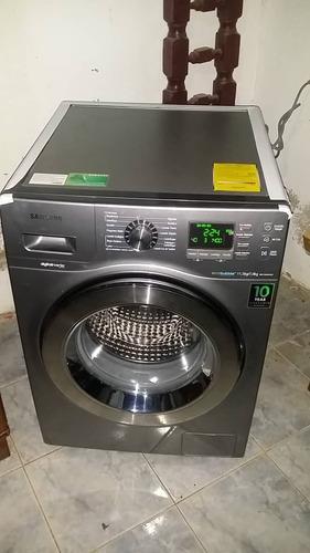 lavadora secadora samsung eco bubble 11.5kg