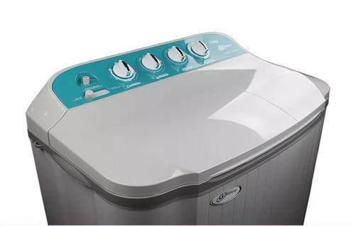 lavadora semi automatica