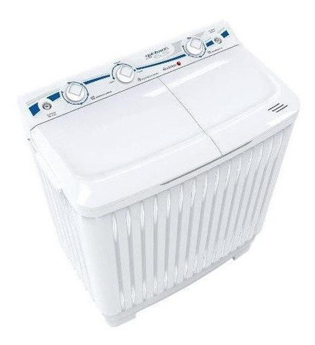 lavadora semiauto 6,5 kg lc-6550bl.-sindelen (envío gratis)