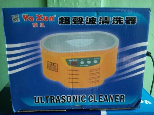 lavadora ultrasonica ya xun 3060