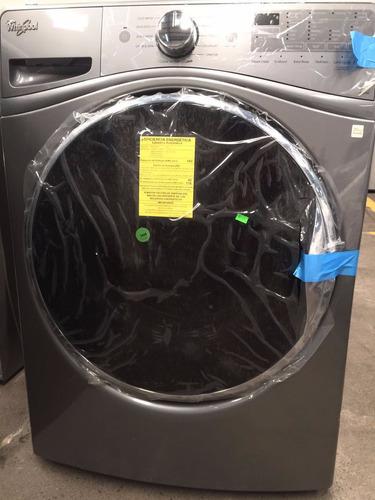 lavadora whirlpool carga frontal 18 kg