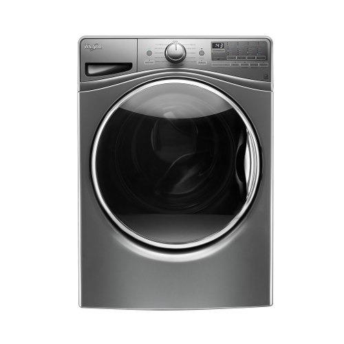 lavadora whirlpool carga frontal - 7mwfw90hefc-silver